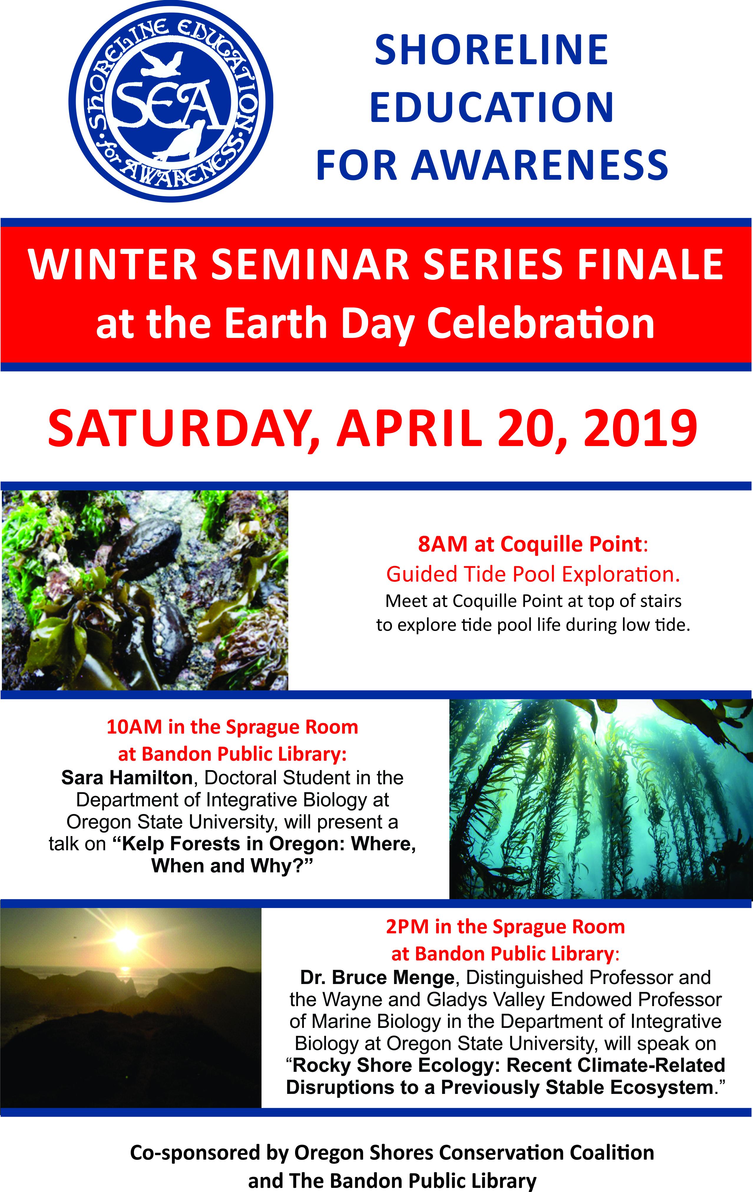Winter Seminar poster