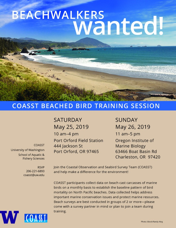 Port Orford & Charleston OR 2019 email